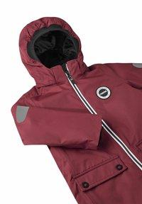 Reima - SEVETTI - Snowsuit - jam red - 2