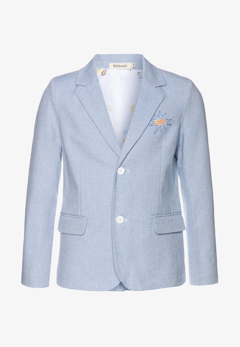 Billybandit - CEREMONY  - Blazer jacket - blue/white