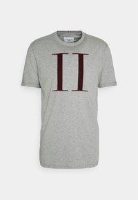Les Deux - ENCORE  - Print T-shirt - grey - 5