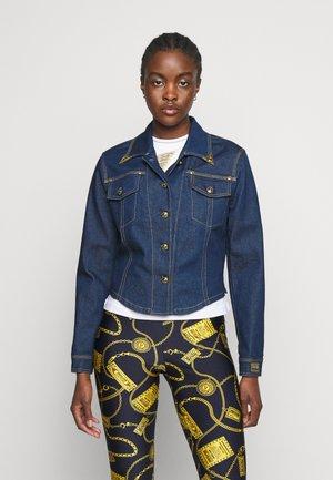 LADY JACKET - Denim jacket - indigo