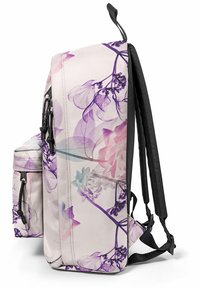 Eastpak - OUT OF OFFICE/FLOWER-RAY - Rucksack - pink ray - 4