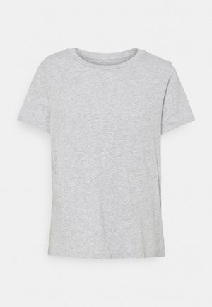 Basic T-shirt - heather grey