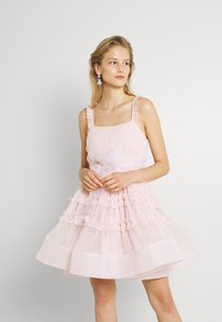 Lace & Beads - RORY MINI - Cocktail dress / Party dress - light pink - 0