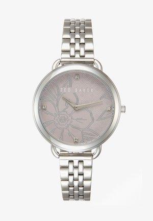 HETTTIE - Watch - silver-coloured