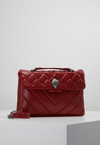 Kurt Geiger London - KENSINGTON BAG - Käsilaukku - red - 0