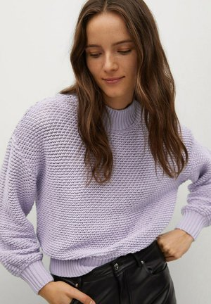 LEMONY - Maglione - light pastel purple