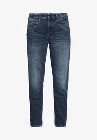 DRYKORN - LIKE - Relaxed fit jeans - dark-blue denim - 3