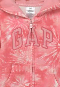 GAP - GIRL LOGO - Zip-up hoodie - pink - 2