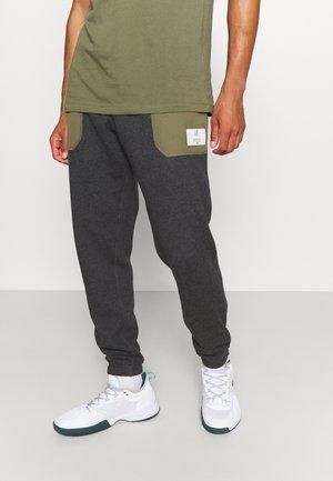 PANT - Teplákové kalhoty - anthracite melange