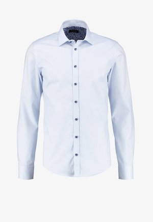 IVER SLIM FIT - Kostymskjorta - light blue