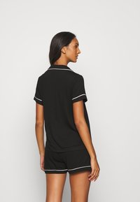 Lindex - CISSI - Haut de pyjama - black - 2