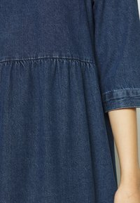 Noisy May - NMJESSIE DRESS - Maxi dress - medium blue denim - 5