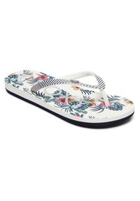 Roxy - PEBBLES  - T-bar sandals - white/silver - 2