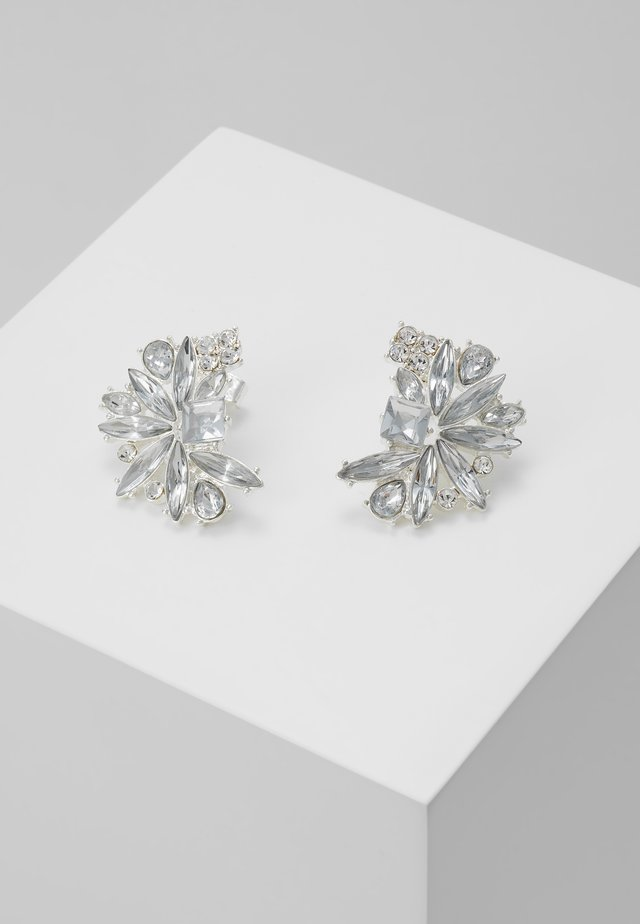 PCKENRY EARRINGS - Boucles d'oreilles - silver-coloured