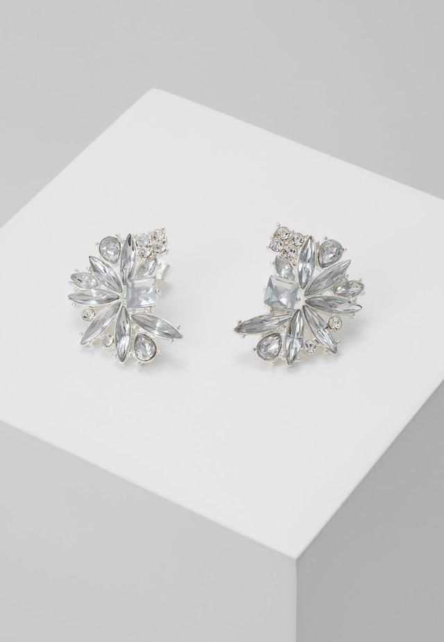 PCKENRY EARRINGS - Orecchini - silver-coloured