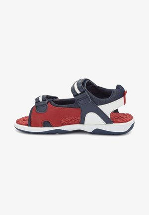 Sandalias de senderismo - red