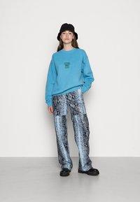 BDG Urban Outfitters - COLORADO SPRINGS CREWNECK - Sweatshirt - blue - 1