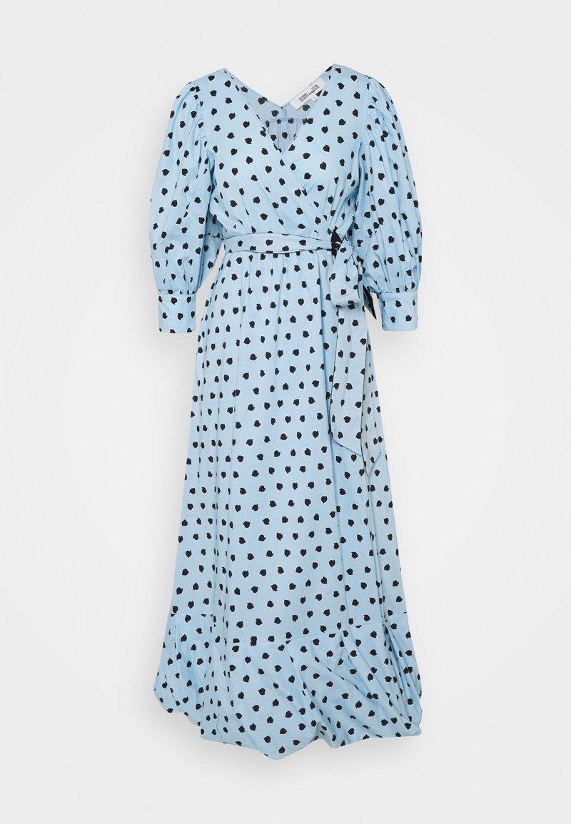 Diane von Furstenberg - ULRICA LONG - Maksimekko - light blue