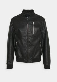 Jack & Jones - JJFLAKE  - Bomberjacks - black - 0