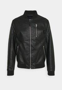 JJFLAKE  - Bomber Jacket - black