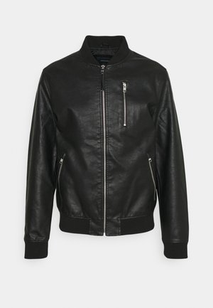 JJFLAKE  - Bomber Jacket - black