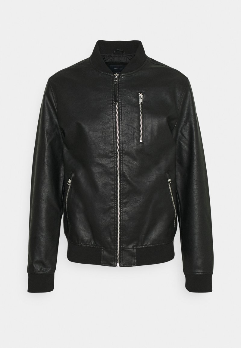 Jack & Jones - JJFLAKE  - Bomberjacks - black