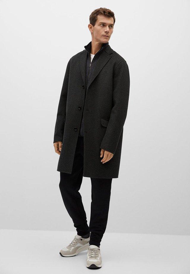 HARVEY-I - Short coat - charcoal