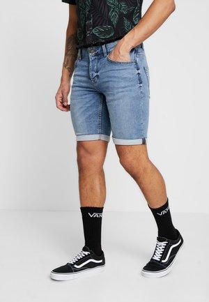 ONSPLY - Shorts - blue denim