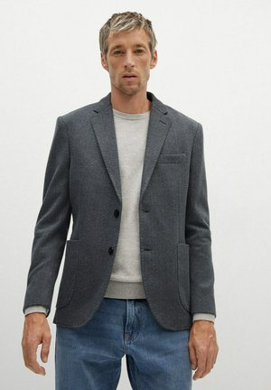 LONDON - Blazer jacket - gris