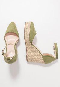 RAID - FYNN - High heels - khaki - 3