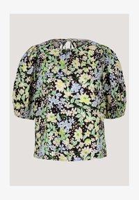 TOM TAILOR DENIM - Blouse - flower print - 4