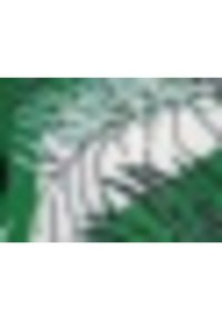 Samoon - Button-down blouse - leaves green gemustert - 2
