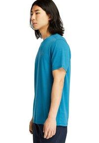 Timberland - Basic T-shirt - lyons blue - 4