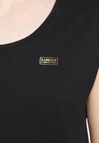 Barbour International - PACE DRESS - Sukienka z dżerseju - black - 5