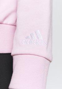 adidas Performance - Sweat à capuche - pink - 4