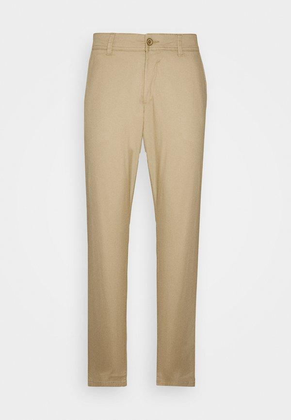 Esprit Spodnie materiałowe - beige/beżowy Odzież Męska VCON