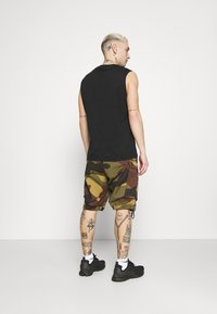 G-Star - ROVIC ZIP RELAXED - Shorts - olive/brown/beige - 2