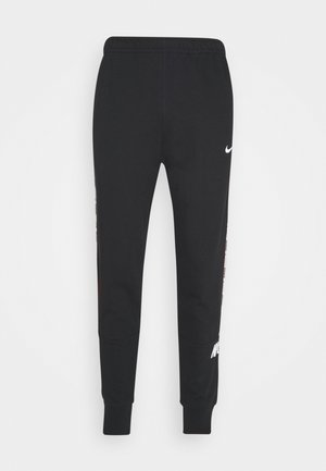REPEAT  - Jogginghose - black