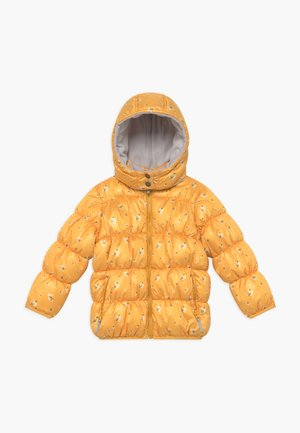 KIDS FLORAL BUTTERFLY PUFFER - Winter jacket - dotter