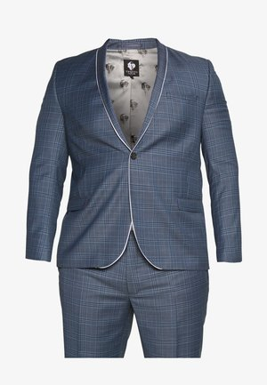 SOTHERBY SUIT PLUS - Kostym - blue