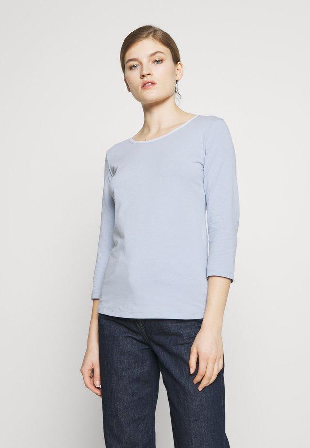 MULTIA - Topper langermet - azurblau