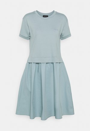 DRESS - Jersey dress - foglia di te