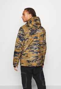 Quiksilver - MISSION - Snowboard jacket - military olive - 2