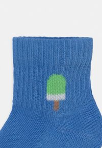 Tommy Hilfiger - BABY NEWBORN GIFTBOX 3 PACK UNISEX - Socks - blue - 2