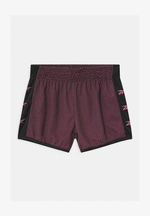 CONTRAST UNISEX - Sports shorts - shock pink
