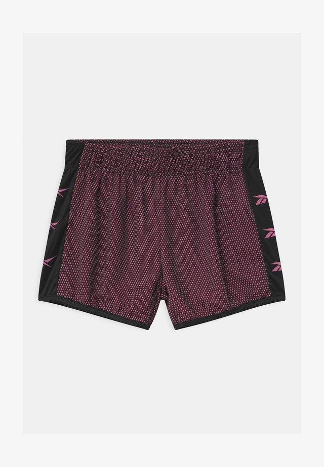 CONTRAST UNISEX - Sportovní kraťasy - shock pink