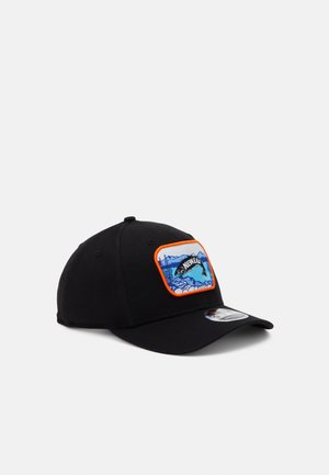 OUTDOORS 9FIFTY STRETCH SNAP UNISEX - Keps - black