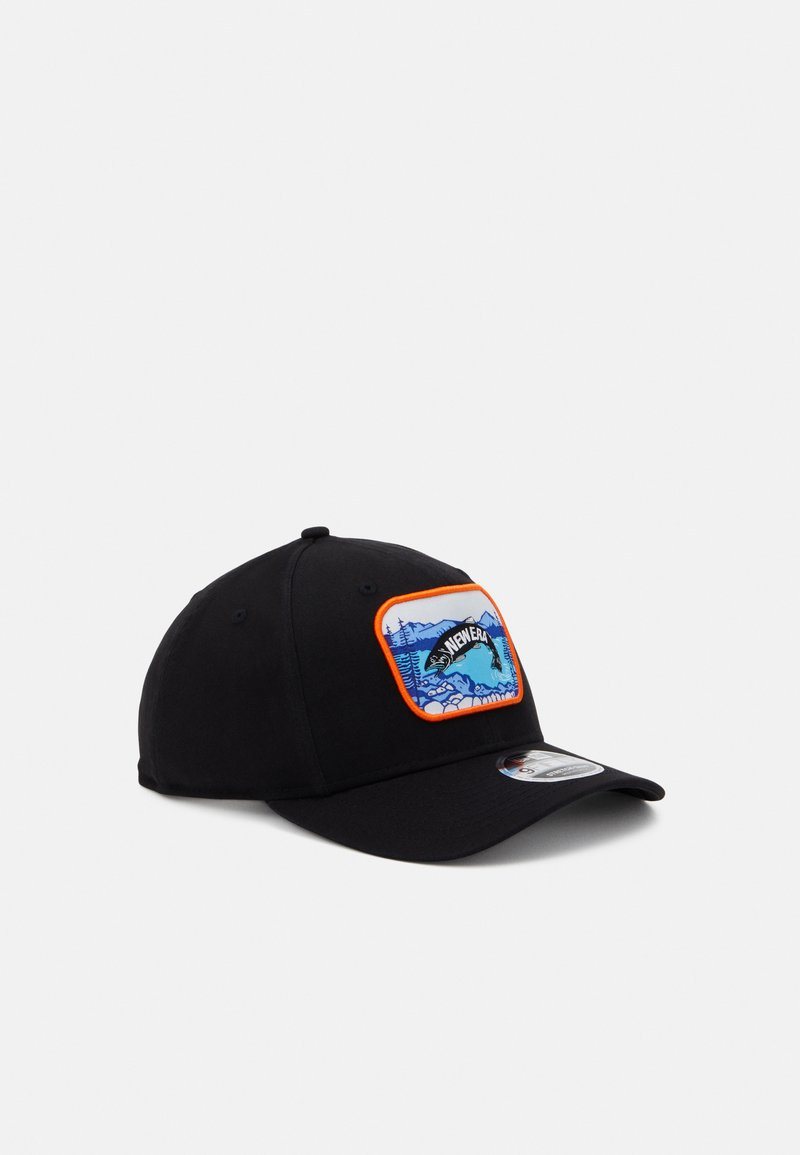 New Era - OUTDOORS 9FIFTY STRETCH SNAP UNISEX - Kšiltovka - black