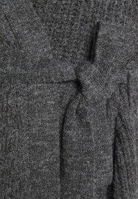 VILA TALL - VITIKTA - Cardigan - grey - 6