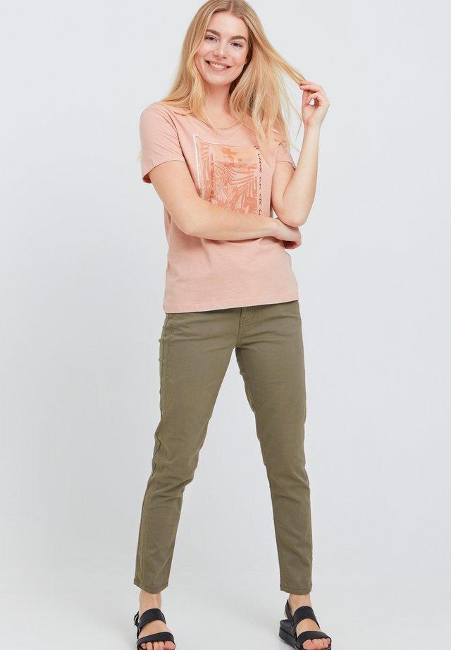 FRANSA - Jeans slim fit - hedge